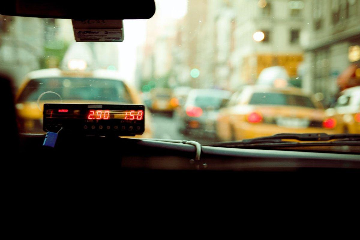Taxi u Grčkoj
