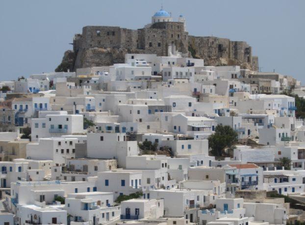 Dvorac Astypalaia u Grčkoj