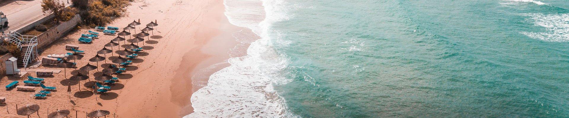 Gerakini plaža na Sitoniji
