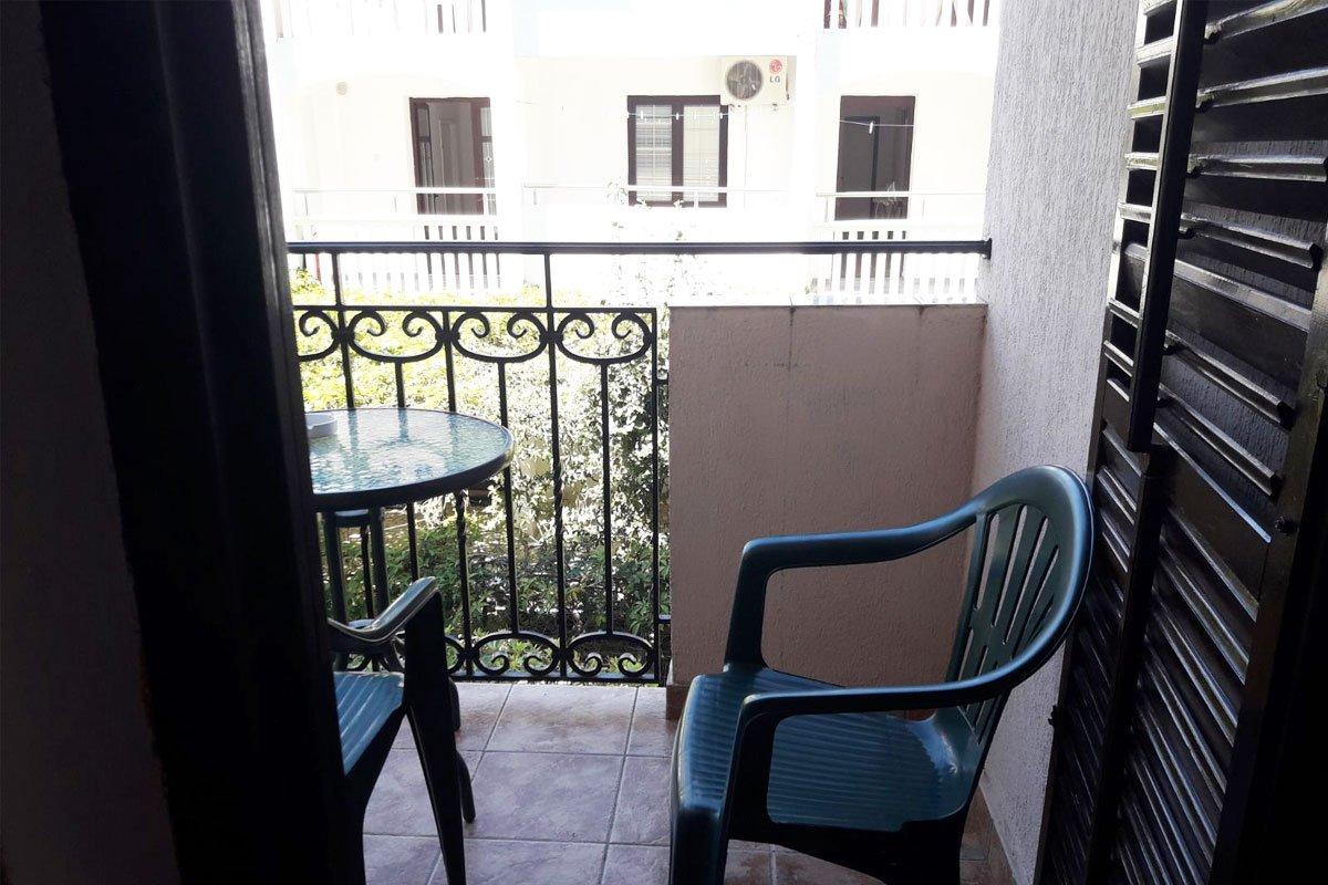 Apartmani Vujović smeštaj u Budvi