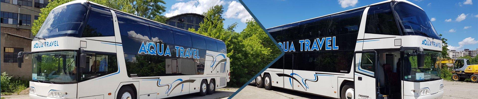 Iznajmljivanje putničkih autobusa