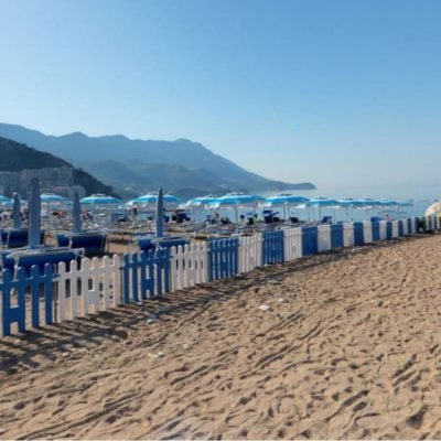 Plaža u Bečićima