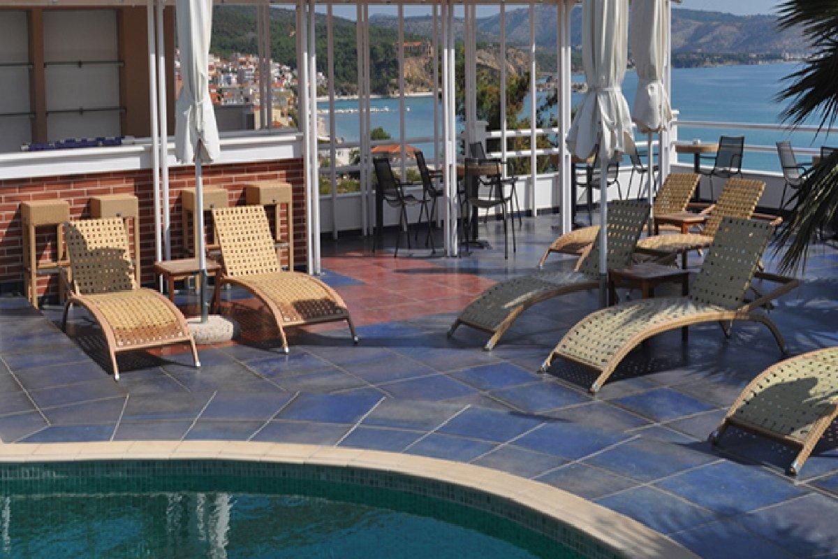 Hotel Antonios smeštaj na Tasosu