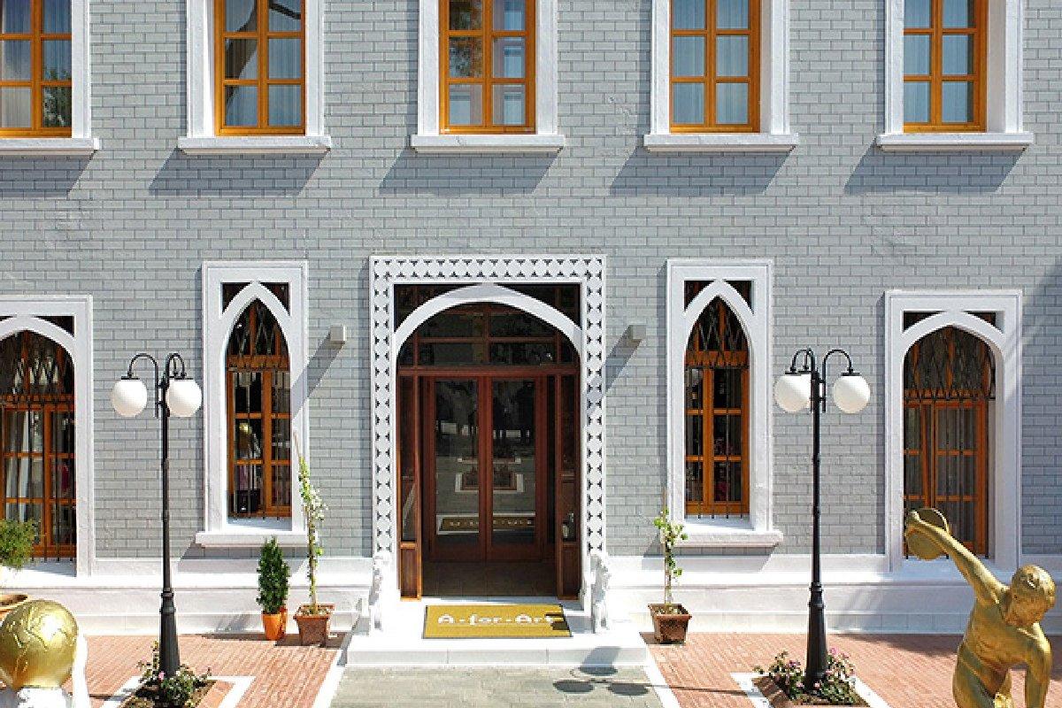 Hotel A for Art luksuzni hotel