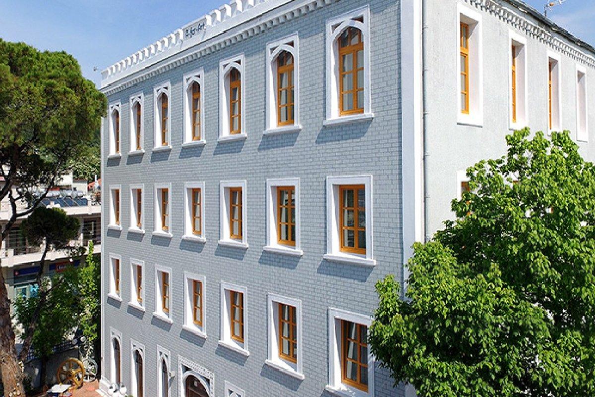 Hotel A for Art na Tasosu