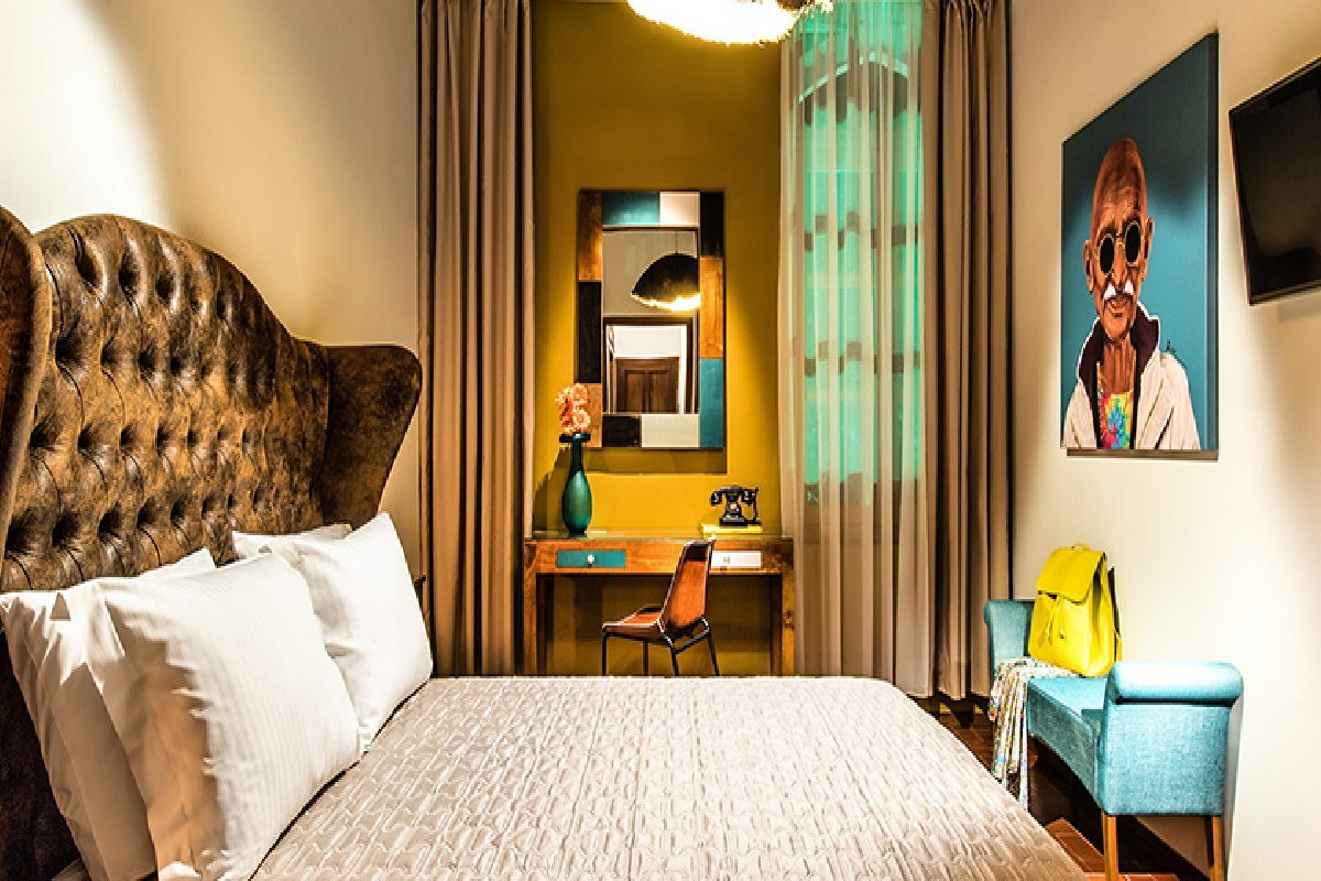 Hotel A for Art komforne sobe
