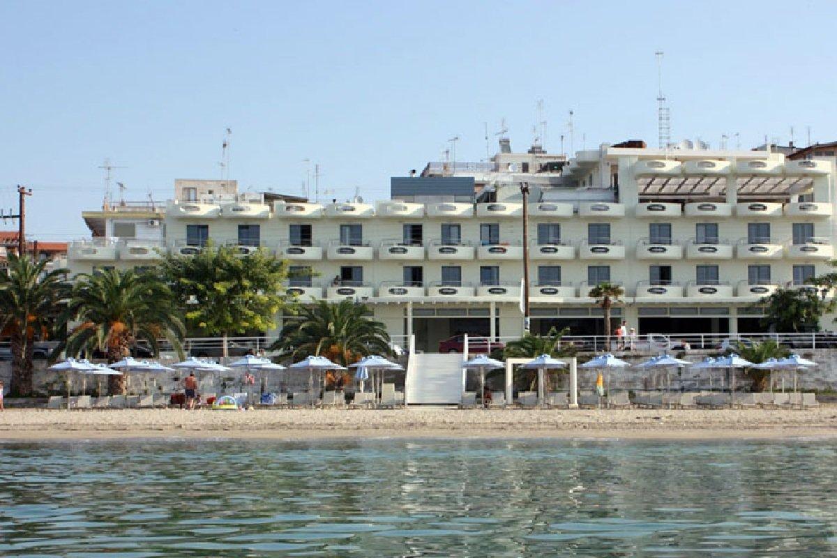 Hotel Aegean Blue Nea Kalikratija