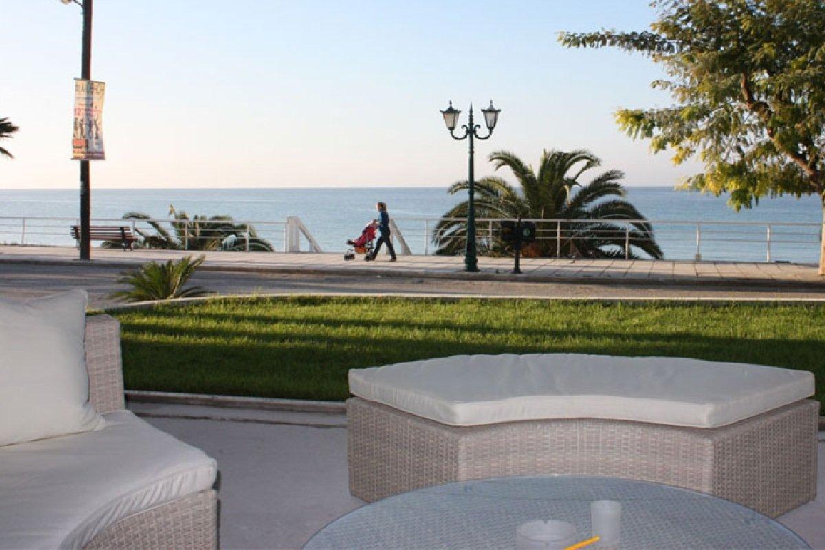 Hotel Aegean Blue odmor na Kasandri
