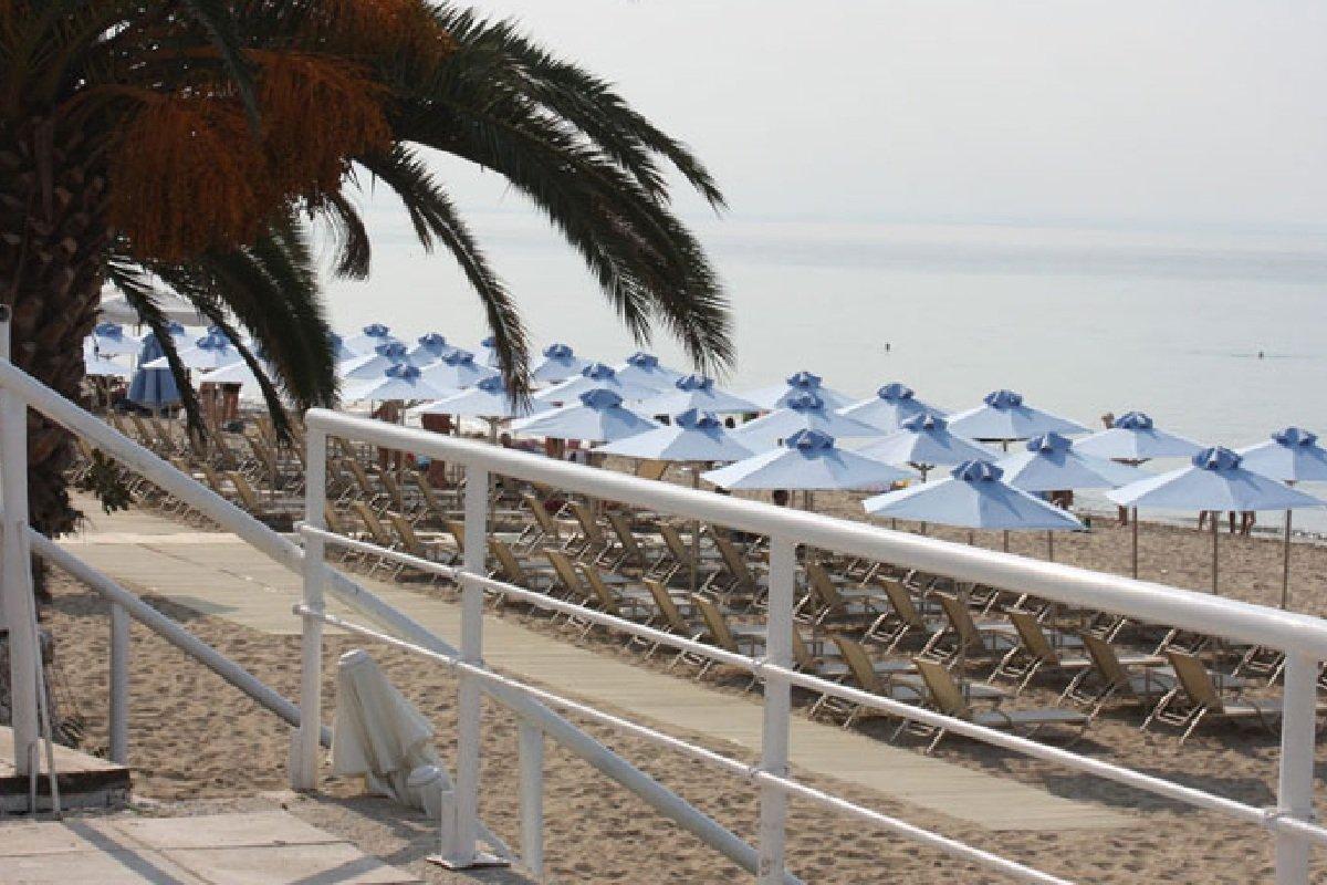 Hotel Aegean Blue plaža