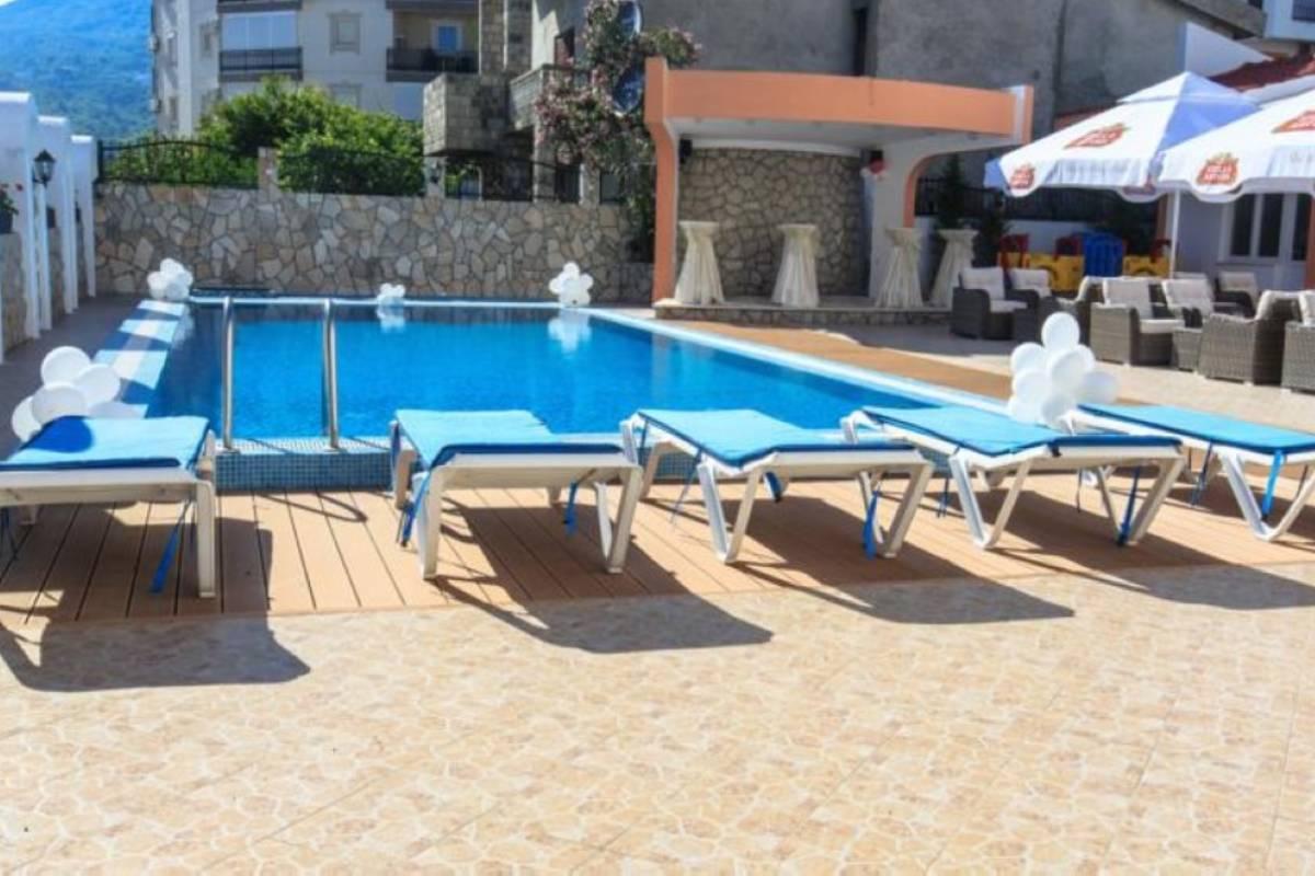 Hotel Akapulko bazen