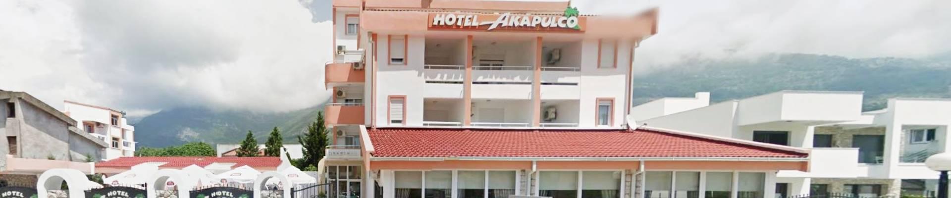 Hotel Akapulko, Sutomore