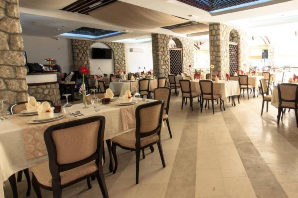 Hotel Akapulko restoran