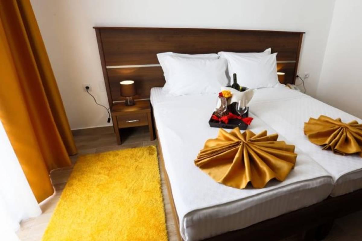 Hotel Akapulko, smeštaj u Sutomoru