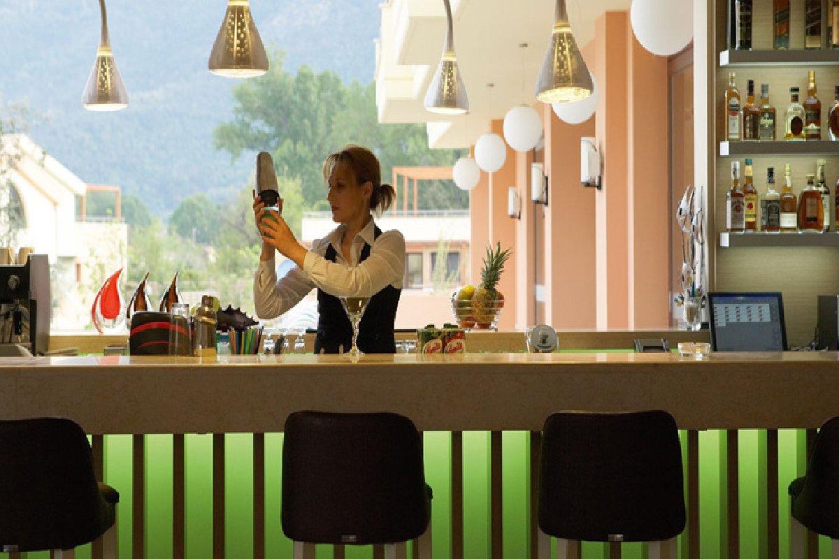 Hotel Alexandra Golden Boutique bar