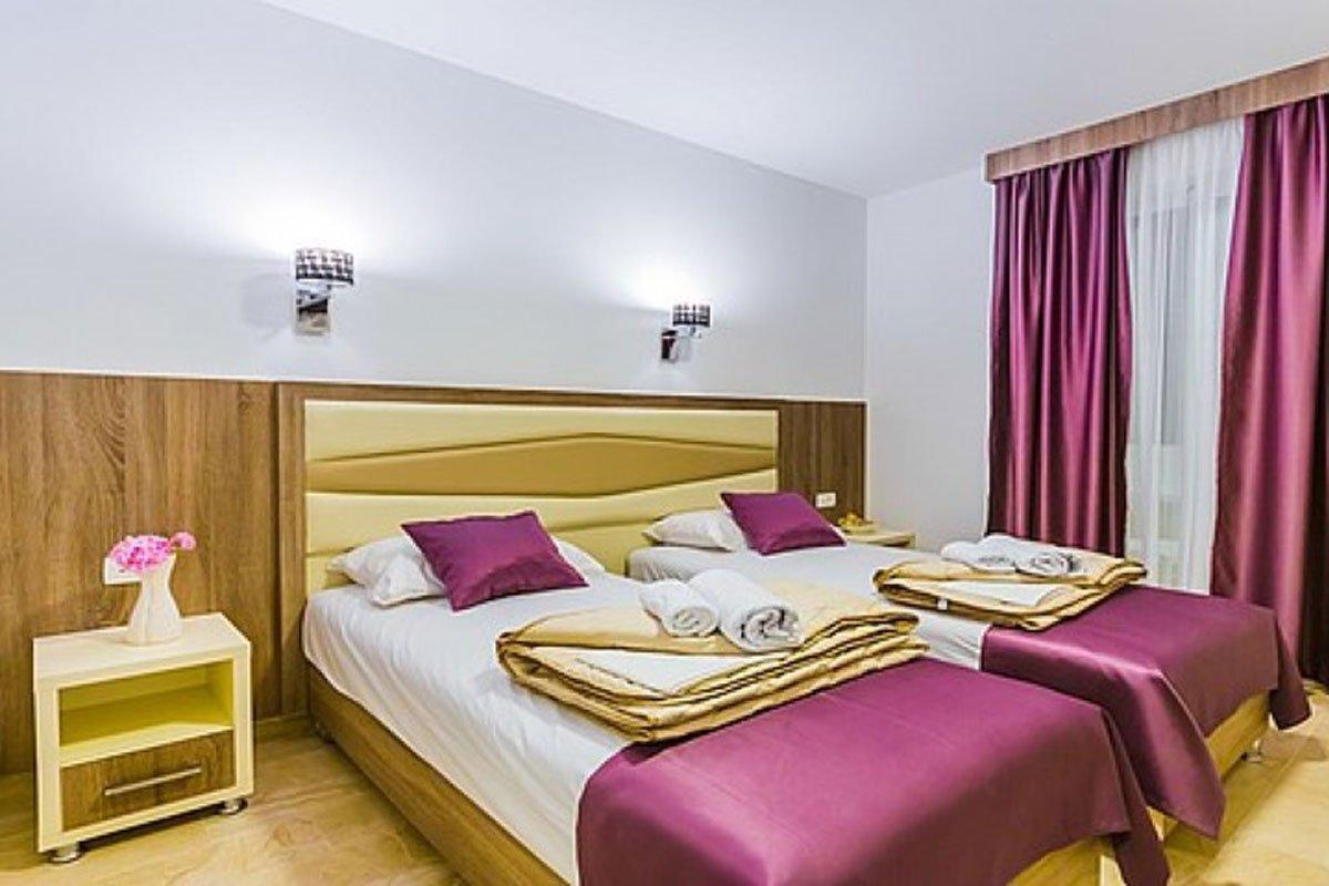 Hotel Ancora Lux sobe