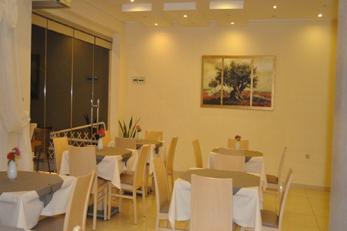 Hotel Antonios restoran