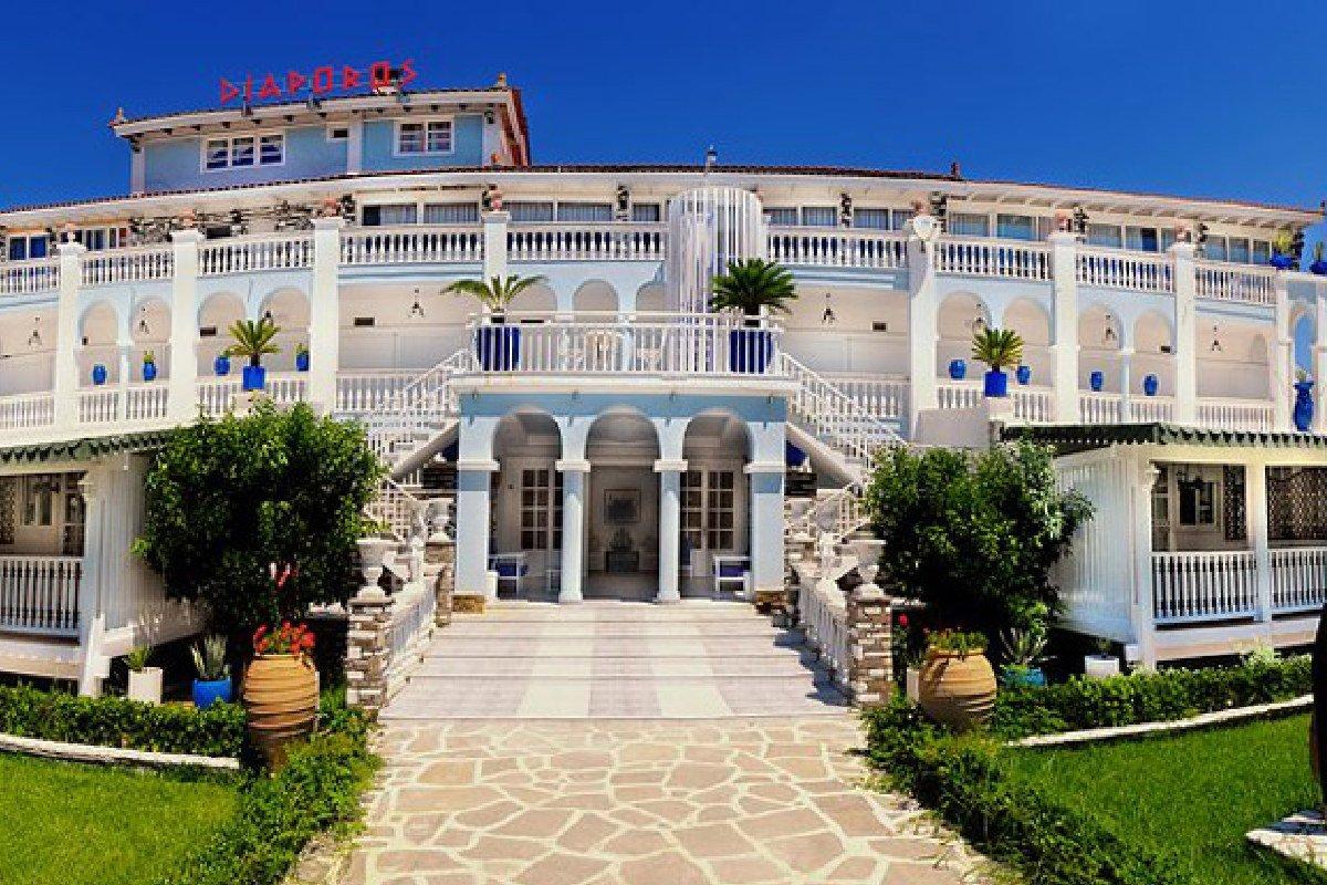 Hotel Diaporos letovanje u Vourvourou