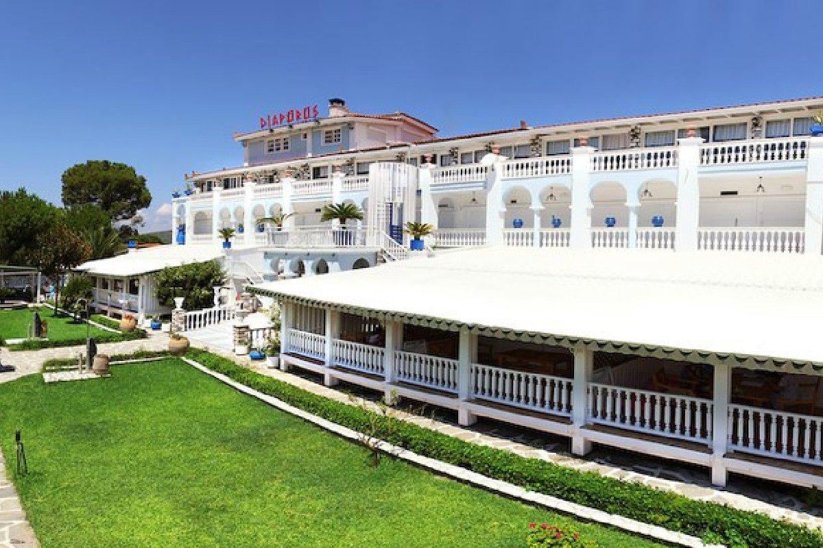 Hotel Diaporos spolja