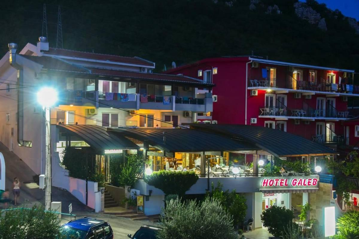 Hotel Galeb smeštaj