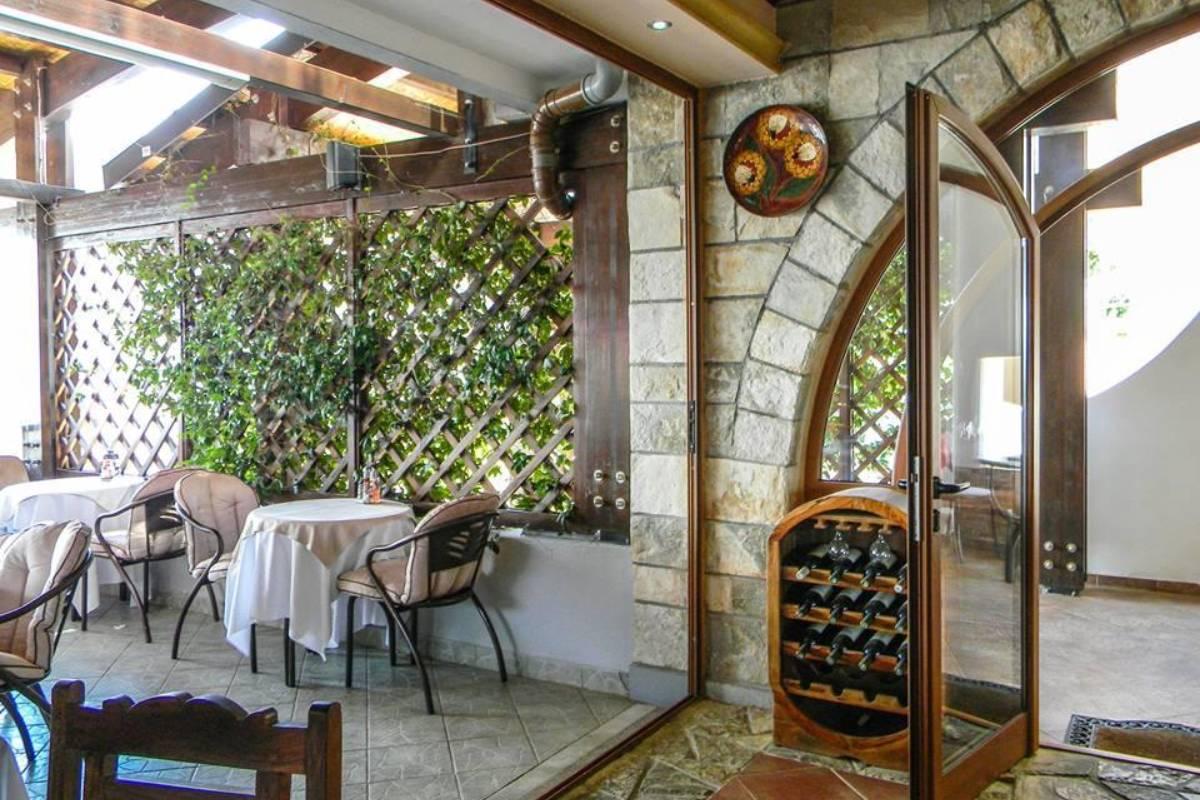 Hotel Galeb bašta