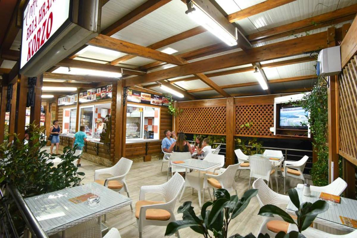 Hotel Galeb restoran