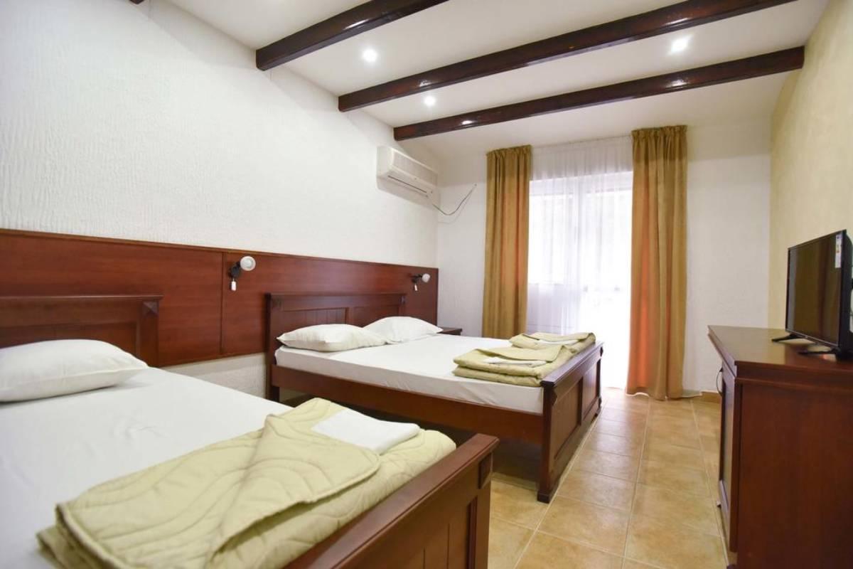 Sobe u hotelu Galeb