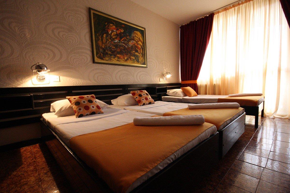 Hotel Korali sobe