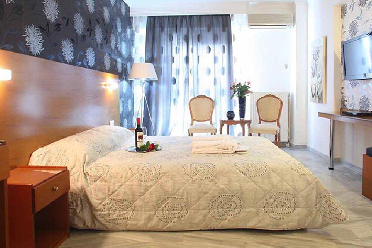 Hotel Mallas sobe