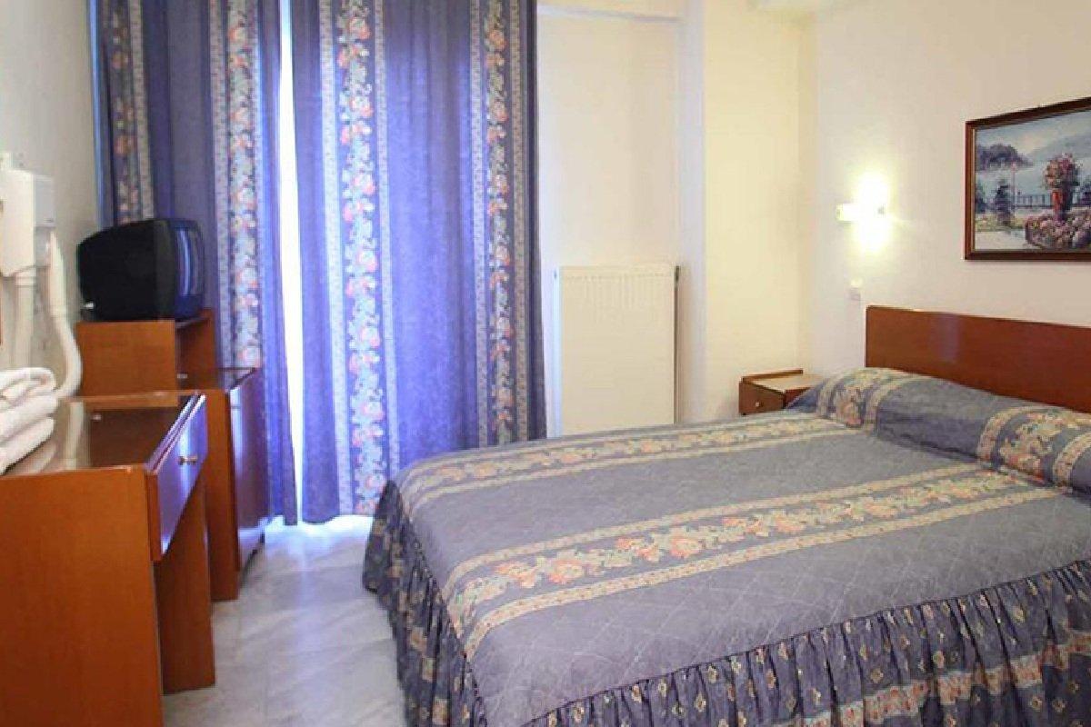 Hotel Mallas odmor na Kasandri