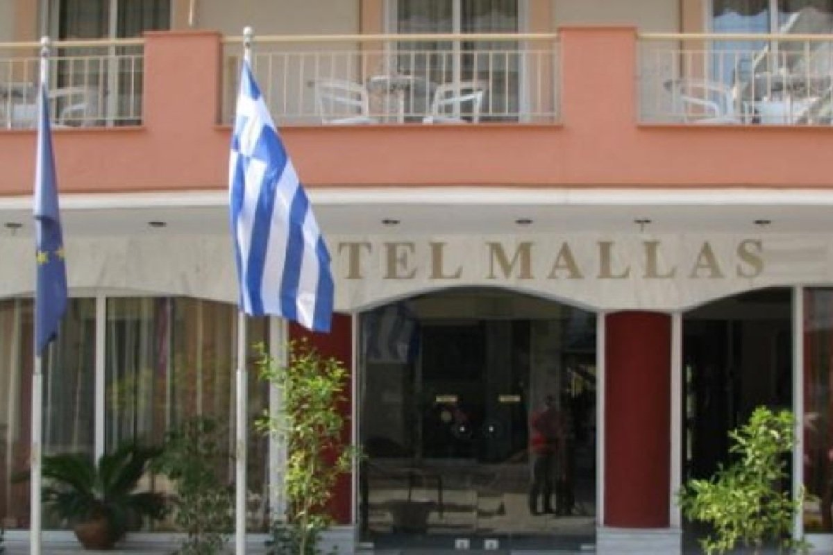 Hotel Mallas smeštaj na Kasandri