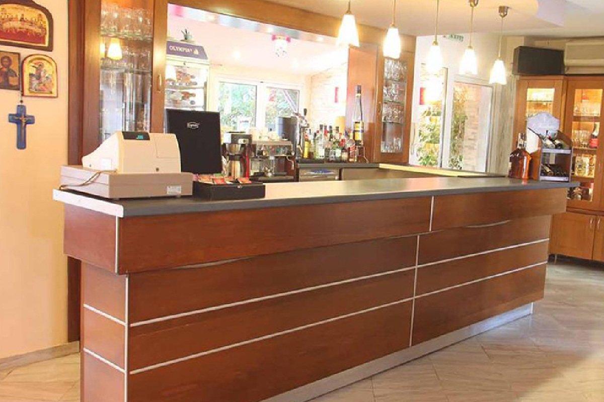 Hotel Mallas bar