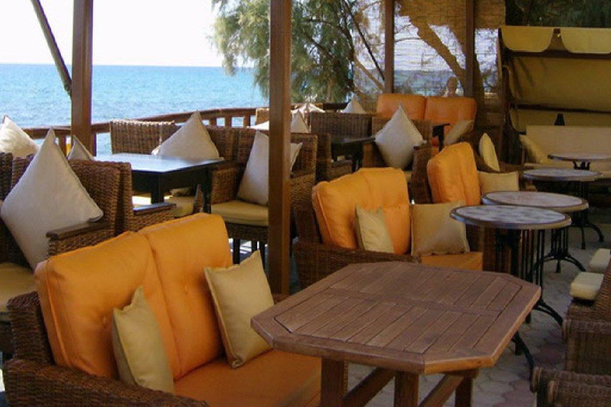 Hotel Ralitsa bar na plaži