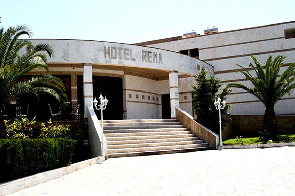 Hotel Rema u Vourvourou