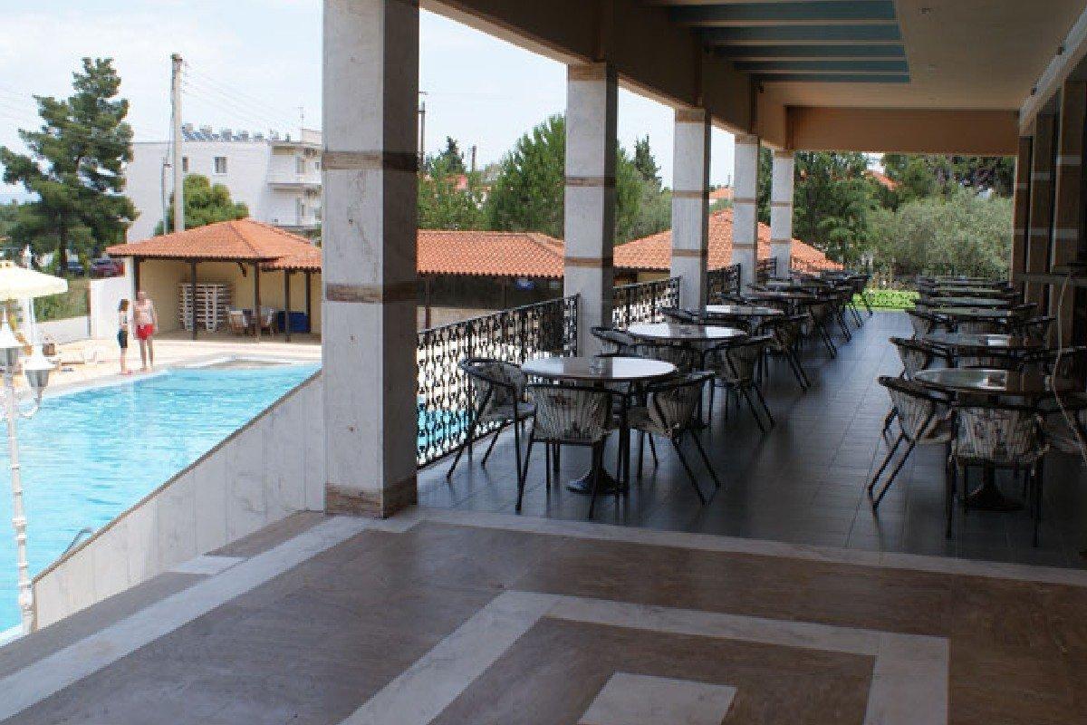 Hotel Rema odmor na Sitoniji
