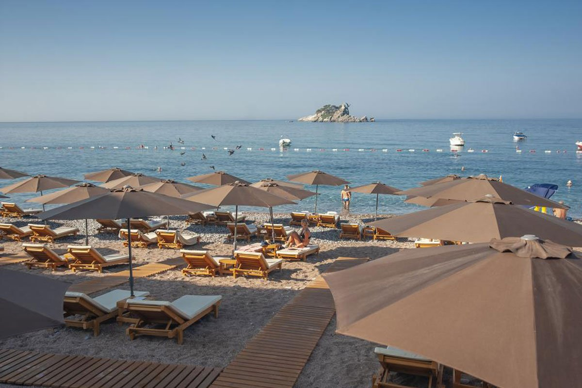Hotel Riva plaža