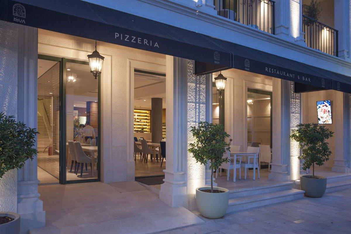 Hotel Riva restoran