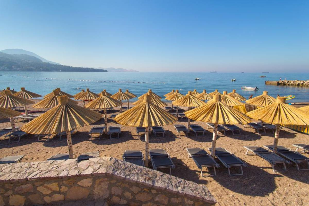 Hotel Sato plaža