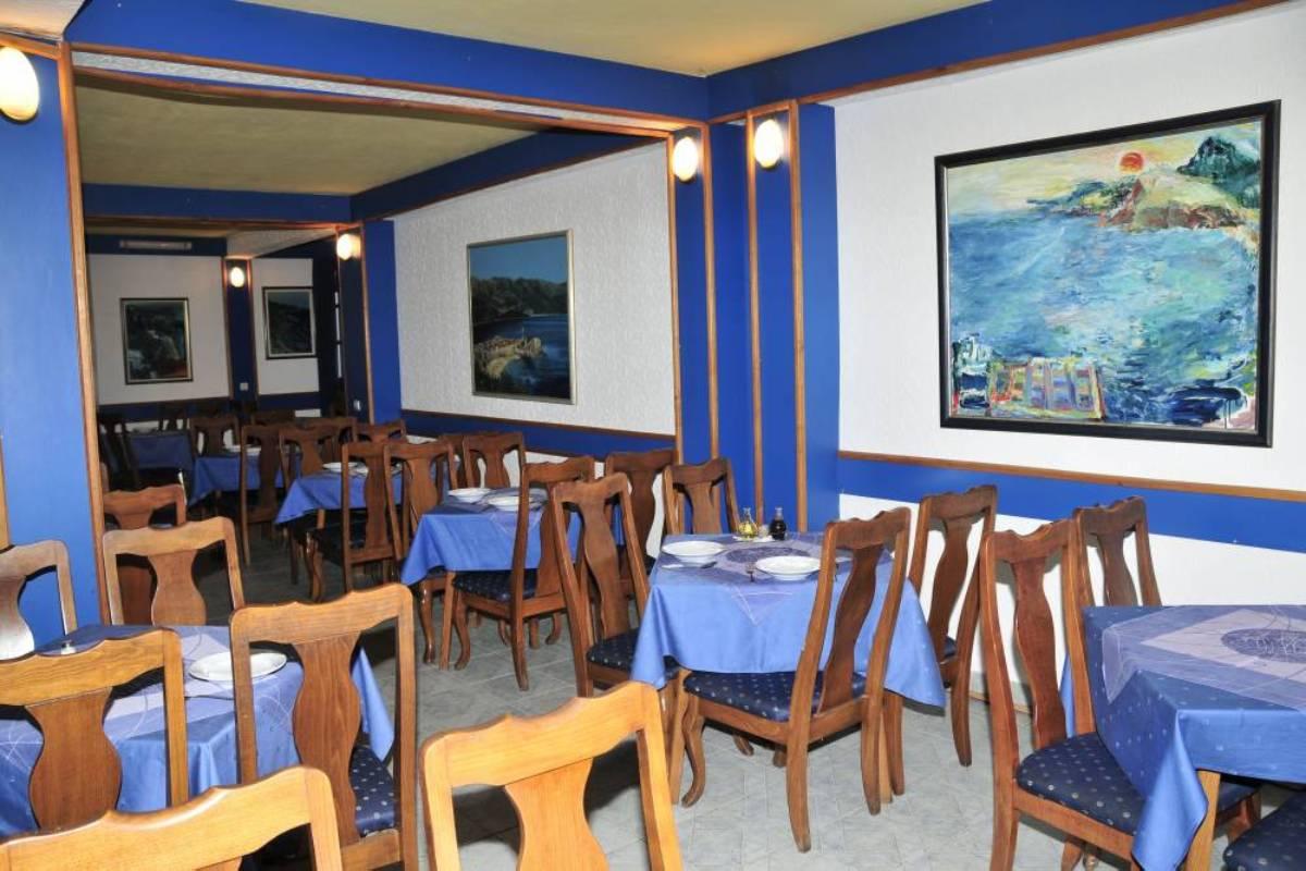 Hotel Talas restoran
