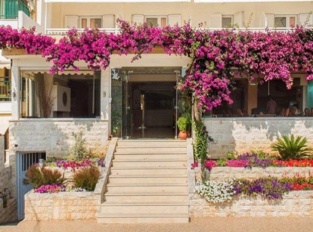 Hotel Xenios Loutra beach letnji aranžman