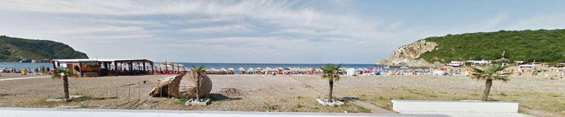 Plaža u Čanju