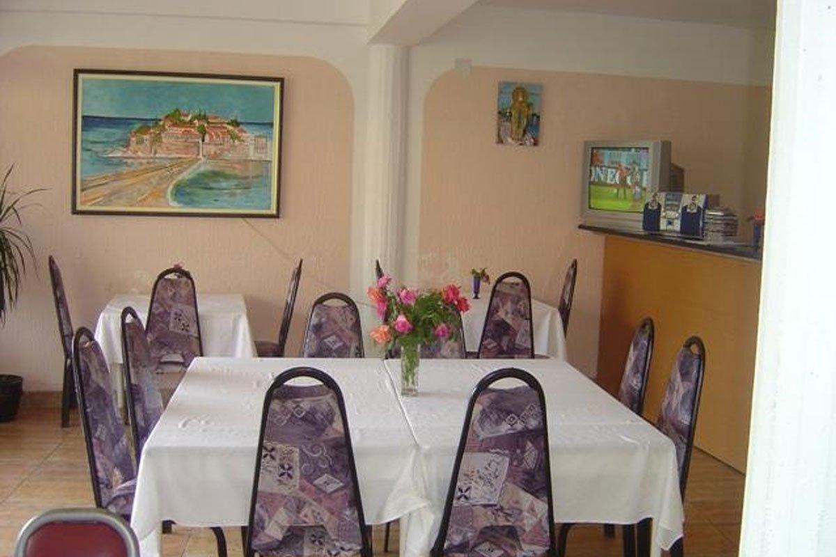 Restoran u vili Andjela