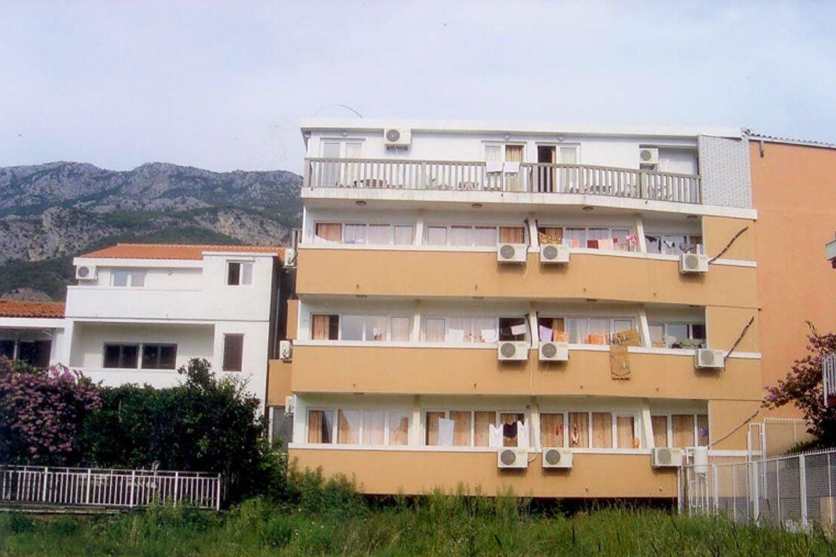 Vila Andjela smeštaj u Crnoj Gori