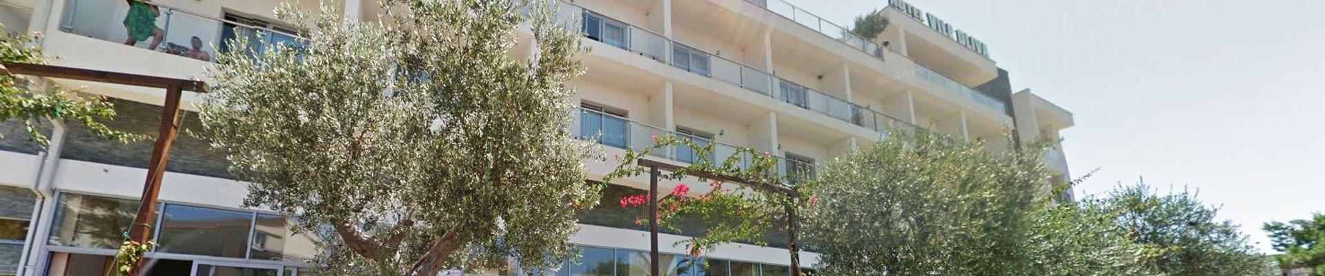 Vile Oliva hotel