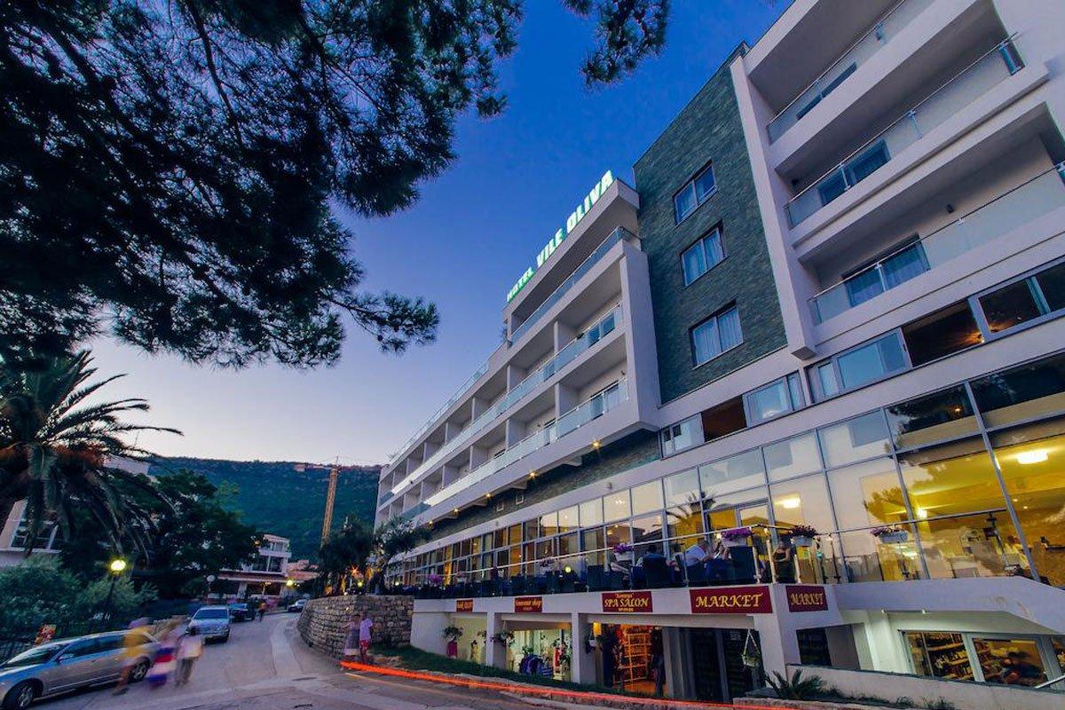 Hotel Vile Oliva u Crnoj Gori