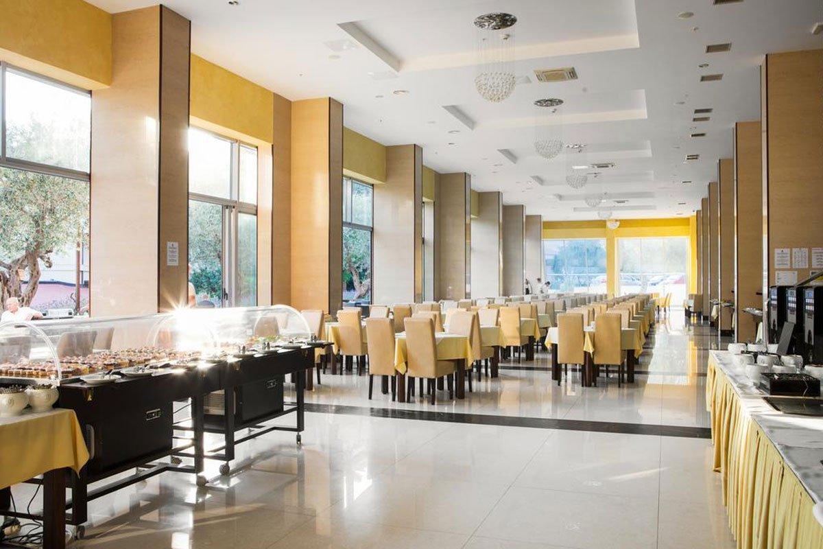 Hotel Vile Oliva restoran