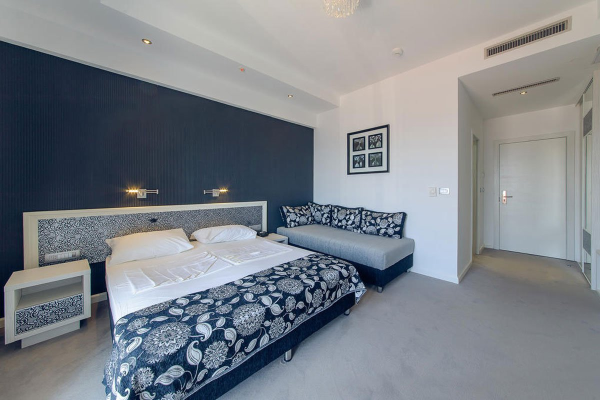 Sobe u hotelu Vile Oliva
