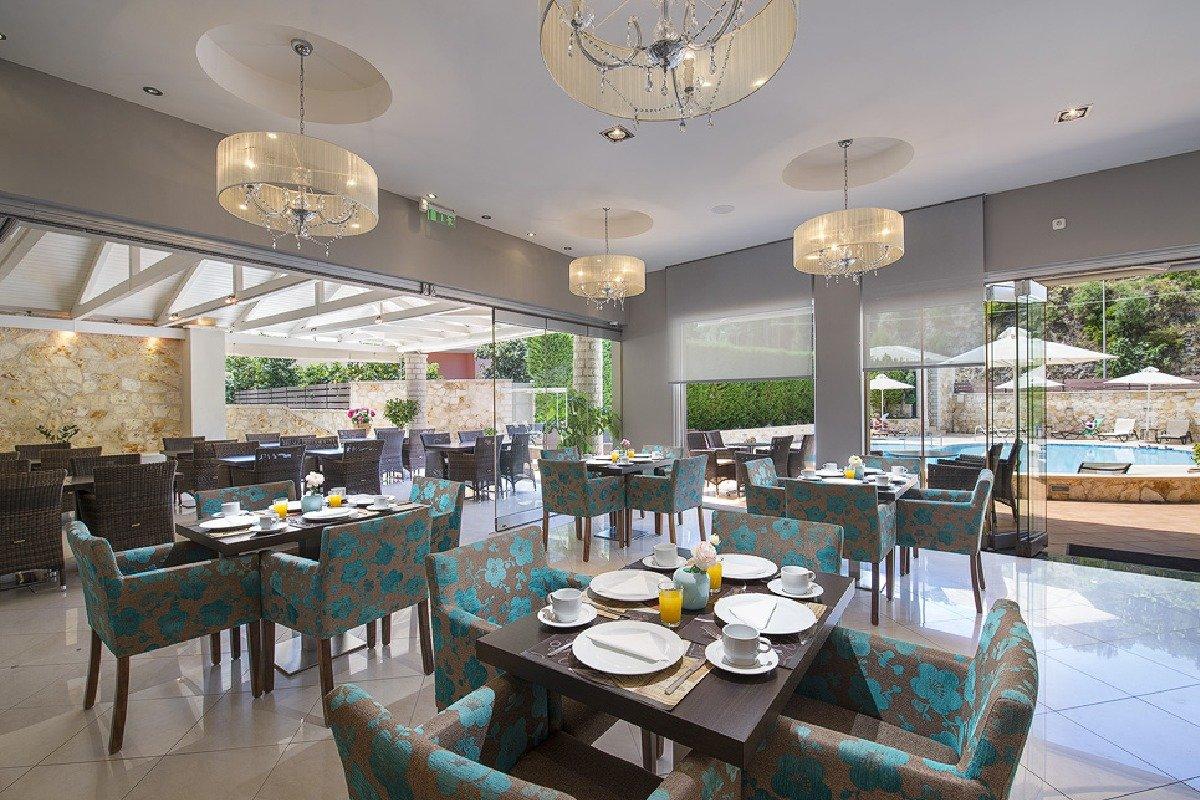 Hotel Albatros restoran