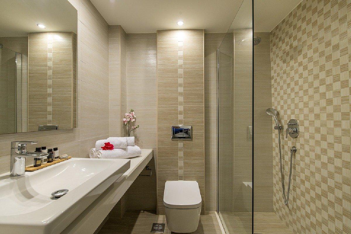 Hotel Albatros kupatilo