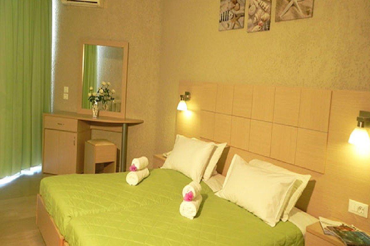 Hotel Alkionis soba