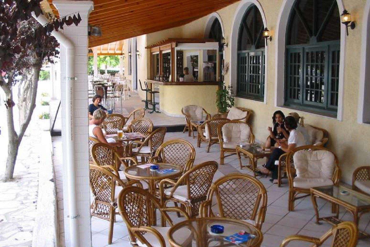 Hotel Alkionis odmor na Krfu